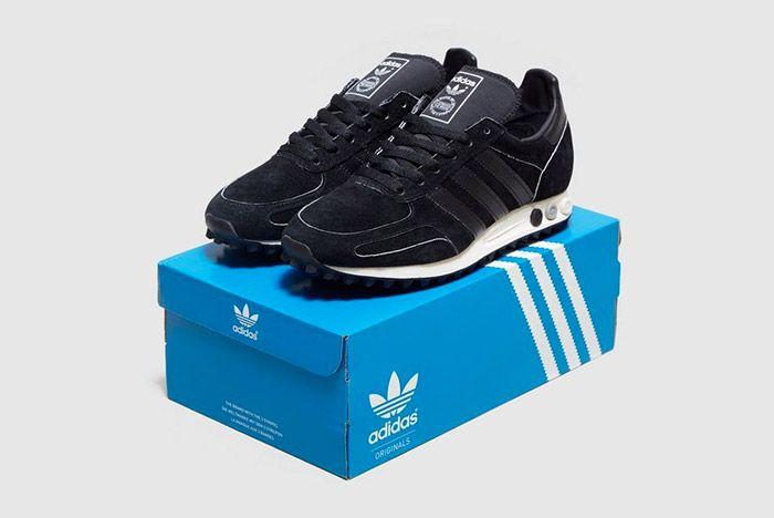 Adidas La Trainer Og Black 5