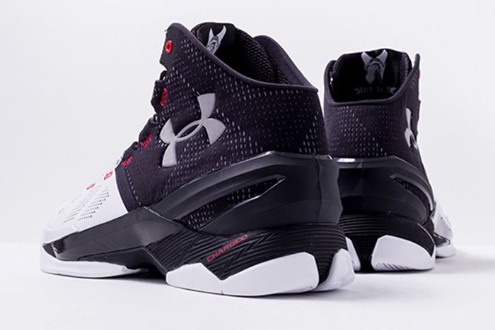 Under Armour Curry 2 Suit And Tie 7