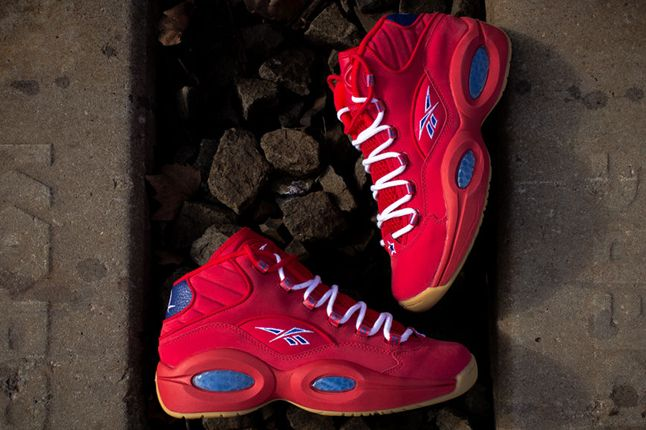 Packer Shoes Reebok Question Part 2 Red Profile 1