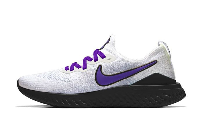 Nike Epic React Flyknit 2 Tottenham White
