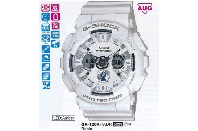 G Shock Ga120A 7Adr 1