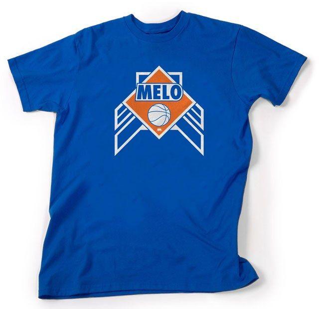 Carmelo Anthony Knicks Undercrown 1