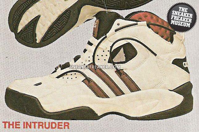 Adidas Intruder 1