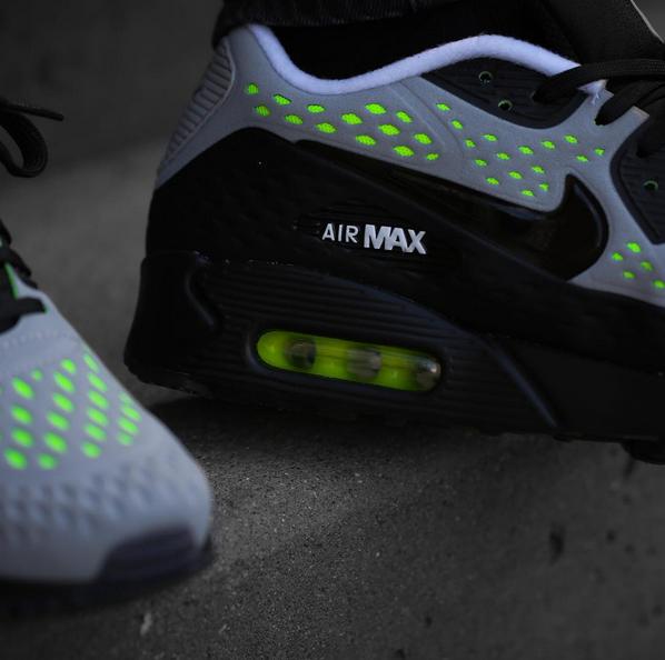 Nike Air Max 90 Ultra Br Neon