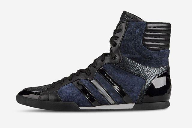 Adidas Y3 Sala High Navy