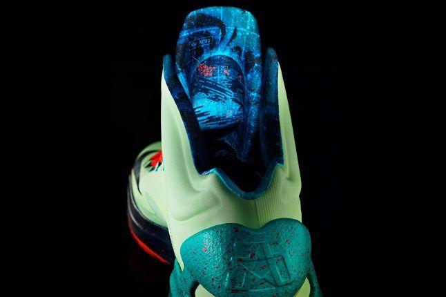 Nike Allstar Houston Kevin Durant Back Heel 1