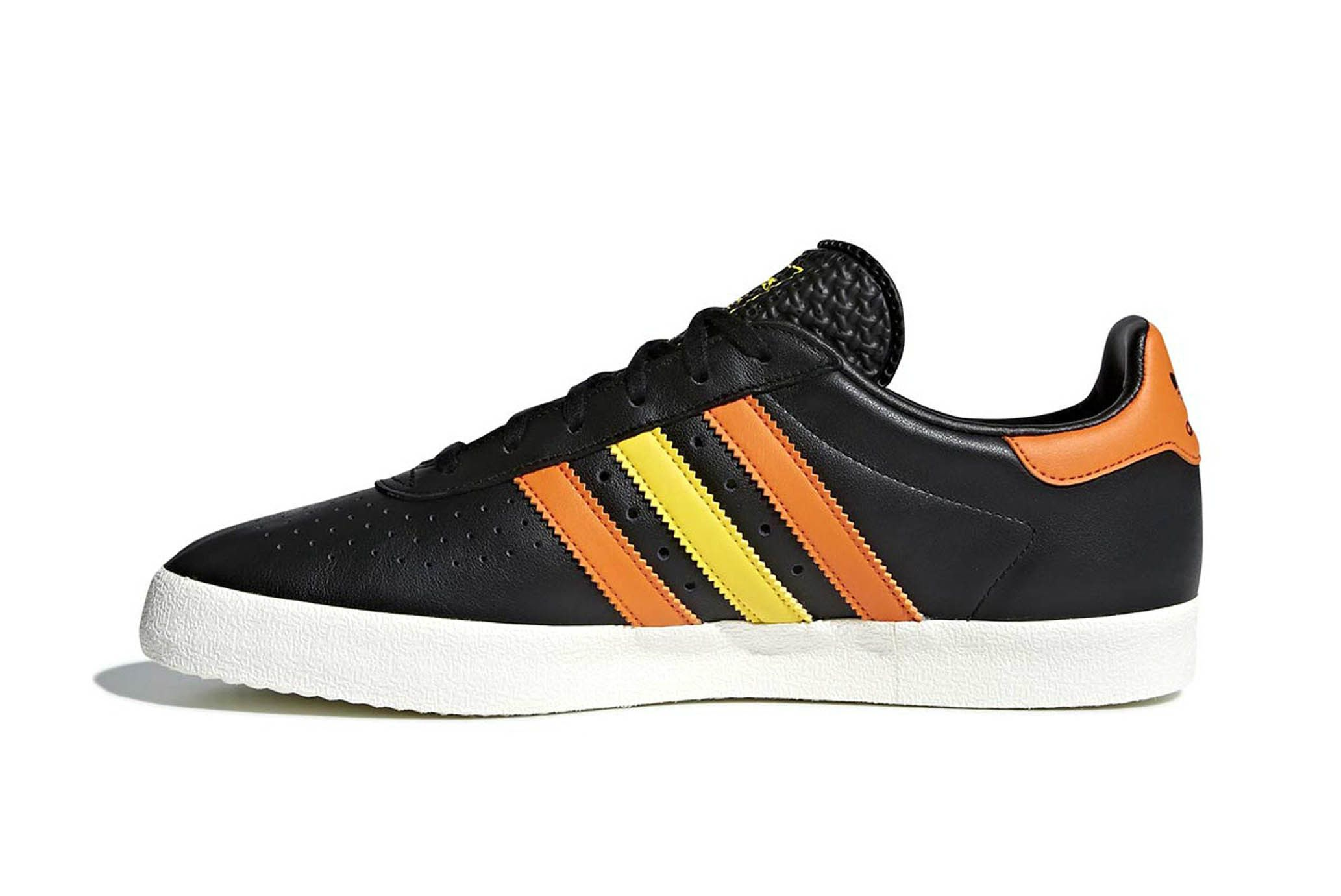 Adidas 350 Moscow Black White Leather Release 6 Sneaker Freaker