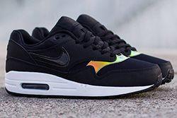 Nike Air Max 1 Gs Black Iridescent Thumb