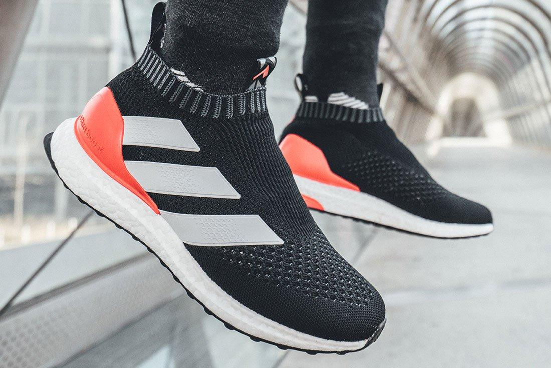 Adidas Red Limit Ace 16 Ultra Boost A 1