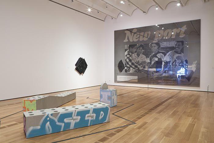 Virgil Abloh Figures Of Speech Exhibition Acid