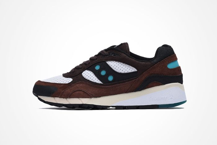 West Nyc X Saucony Shadow 6000 Fresh Water A