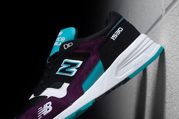 New Balance M1530Kpt Black Purple Release Date Side