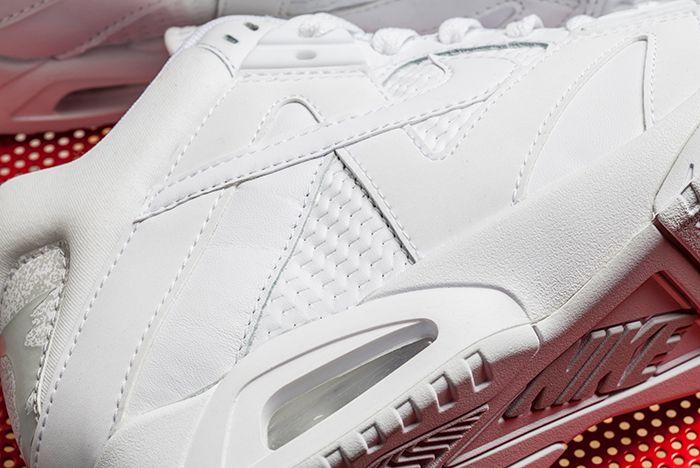 Nike Air Tech Challenge Iii White 3