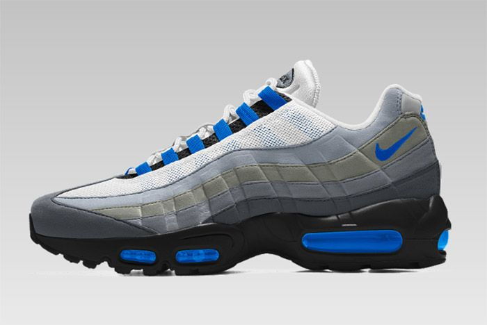 Air Max 95 Now On Nike Id 1