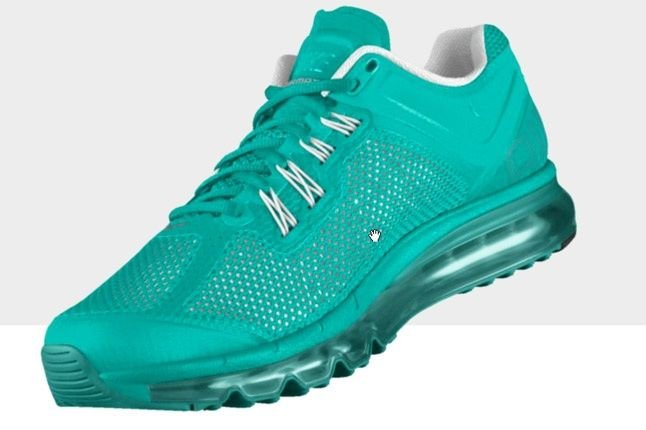 Nikeid Air Max All Aqua Everythang Reverse 1