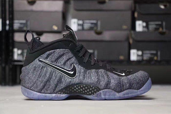 Nike Air Foamposite Pro Tech Fleece2