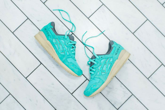 Asics Gel Lyte Iii Cockatoo Green 1