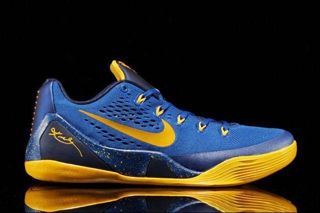 Nike Kobe 9 Em Cal Bears 2