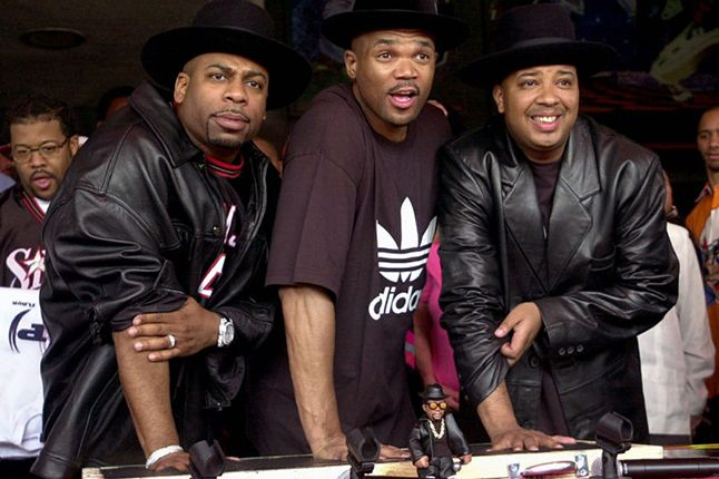 Rundmc Tougher Than Leather
