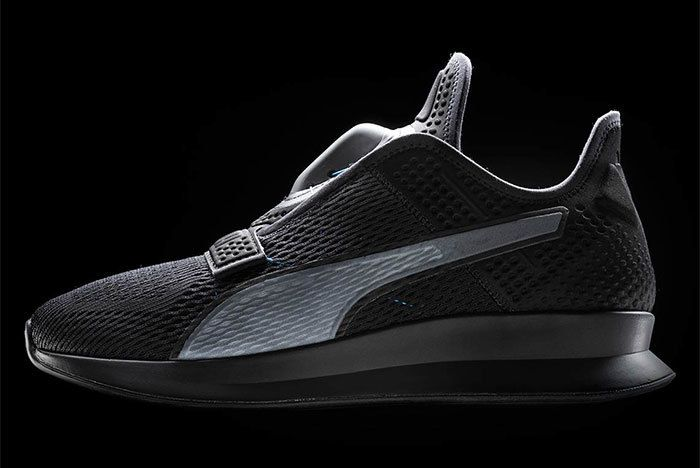 Puma Fit Intelligence Self Lacing Shoe 6