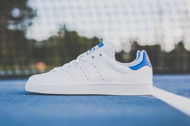 Adidas Stan Smith Vulc White Royal 3
