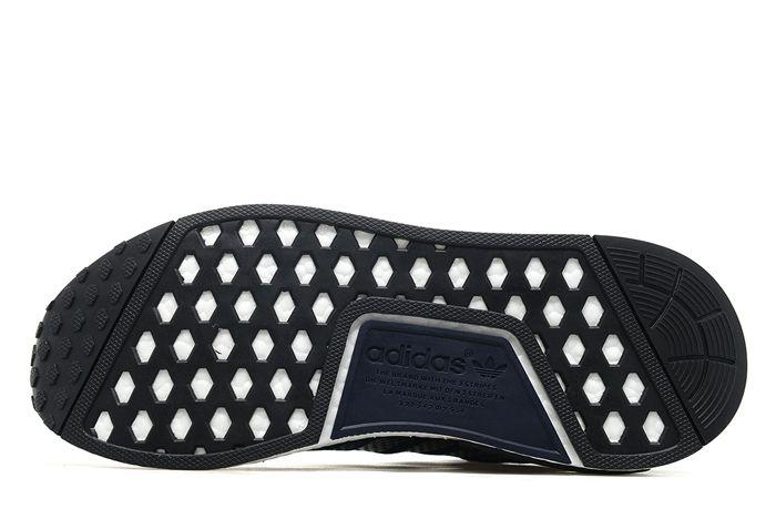 Adidas Originals Nmd R1 Dark Blue2