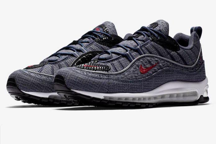 Nike Air Max 98 Denim 924462 400