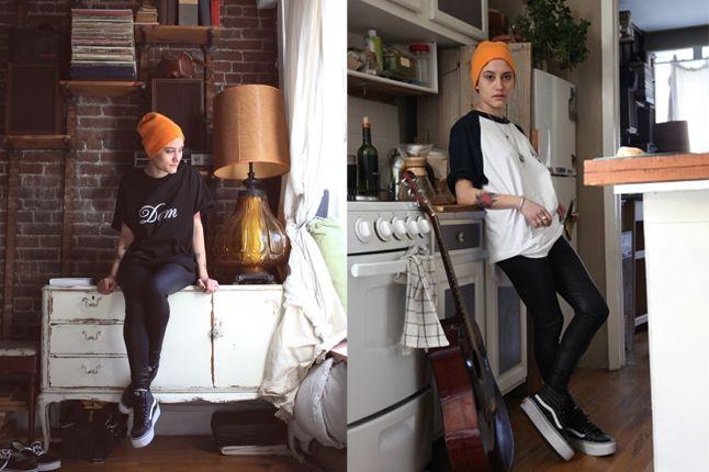 Dqm Vans Girls Photo Shoot Kitchen 1