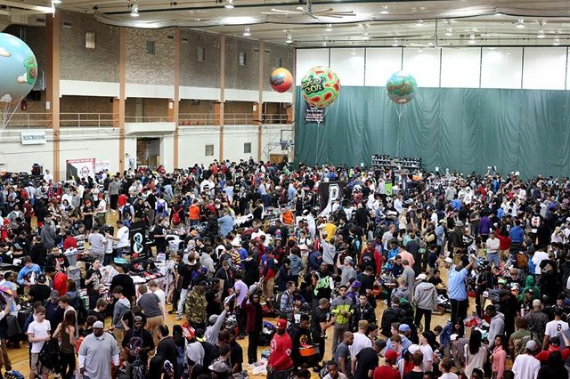 Sneaker Con Chicago May 2014 Recap 10
