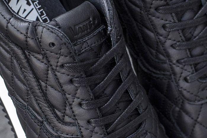 Blends Vans Vault Quilted Leather Runner 6