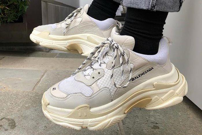 Luxury Sneakers Irrelevant To Market
