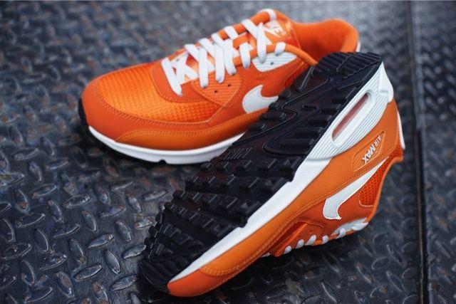 Nike Air Max 90 Solar Orange 1