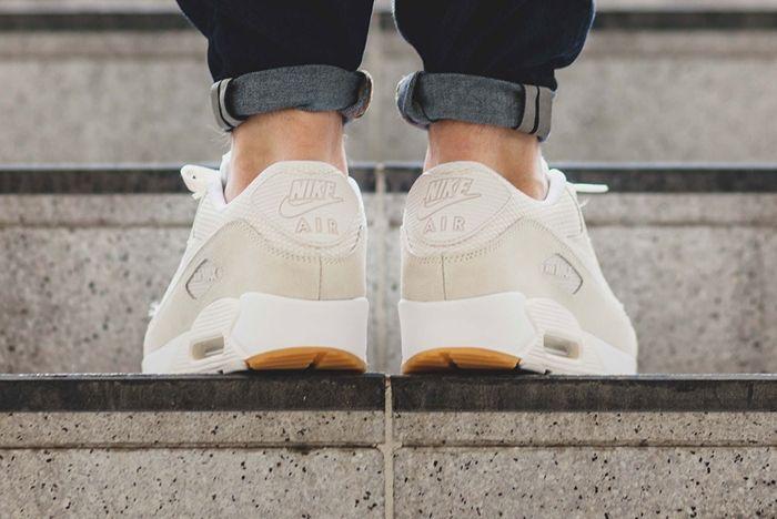 Nike Air Max 90 Essential Phantom White 1