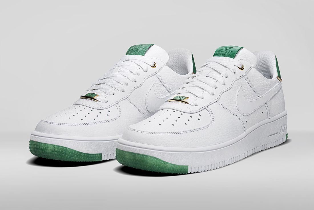 Nike Air Force 1 2017 Nai Ke Collection Jade5
