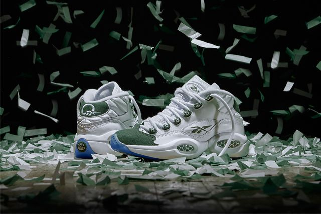 Reebok Question Mid Michigan State 2