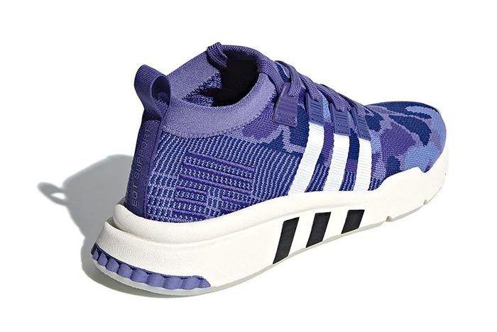 Adidas Eqt Support Mid Adv Purple Camo 4