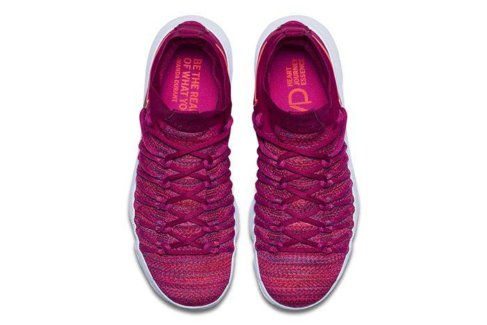 Nike Kd 9 Elite Racer Pink 4