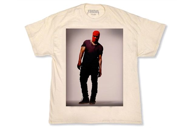 Yeezus Tour Merchandise 1