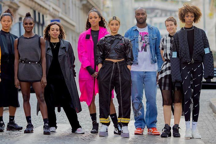 Nike Female Designers
