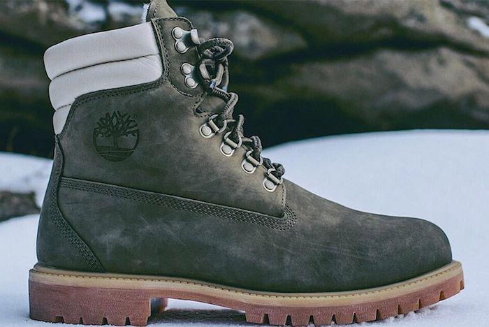 Ronnie Fieg Kith Aspen Timberland Boot 2