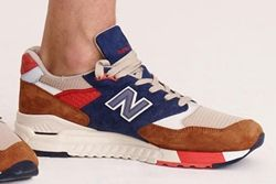 Thumbnew Balance 998 Brown Navy Red Jcrew 2