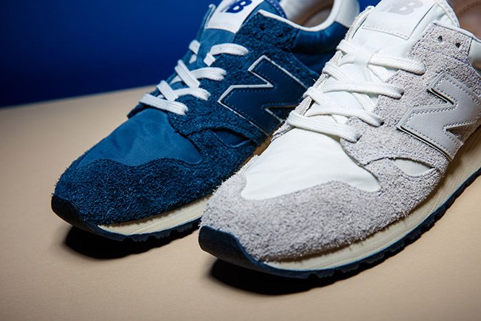 New Balance 520 Hairy Suede 6 1