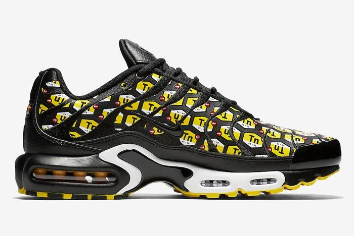 Nike Air Max Plus Tn Logos 6