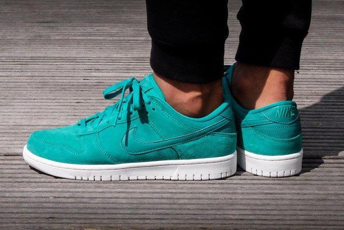Nike Dunk Low Premium Neptune Green 3