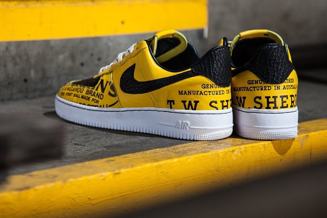 Sneaker Freaker X Bespokeind Melbourne Rules 17