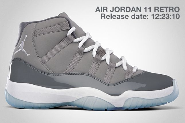 Air Jordan Retro 11 Cool Grey 1
