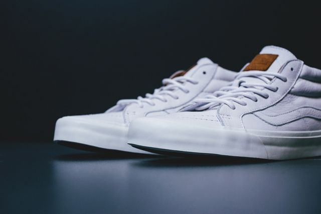 Vans Ca Leather Collection 1