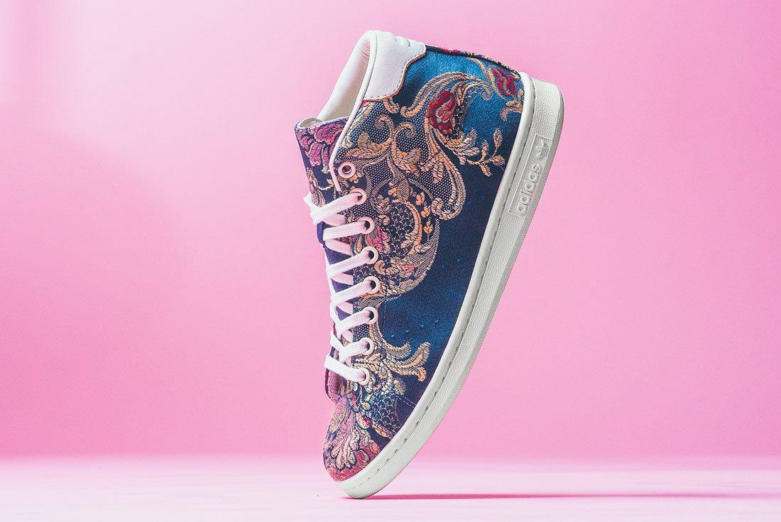 Pharrell Williams X Adidas Stan Smith Jacquard Pack 2 0 8