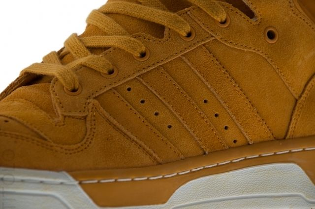 Adidas Originals Rivalry Hi Wheat Detail