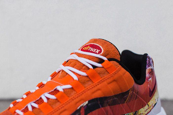 Dave White Nike Air Max 95 Dw Albion Orange 3